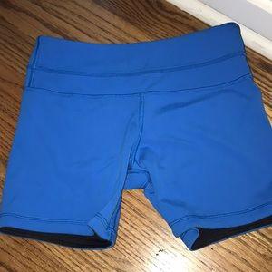lululemon athletica Shorts - Lululemon biker shorts